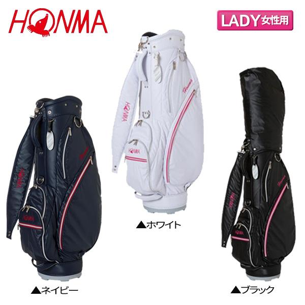 【レディース】 ホンマ ゴルフ CB-6605 キャディバッグ HONMA【ホンマ】【ゴルフ】【CB-6605】【キャディバッグ】【HONMA】