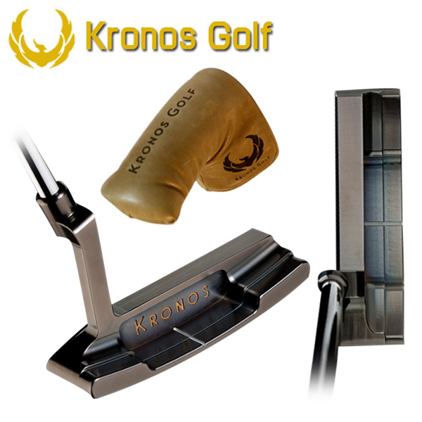 クロノス ゴルフ タッチ TOUCH トップライン パター KRONOS【クロノスパター】