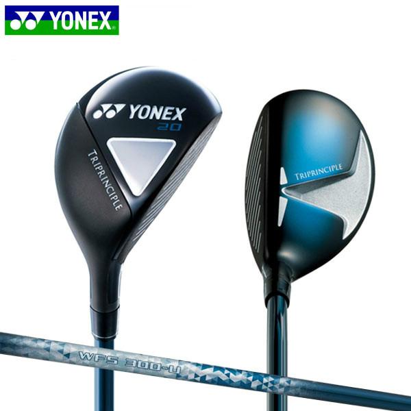 Yonex golf try principle utility WFS300-U carbon shaft YONEX TRIPRINCIPLE
