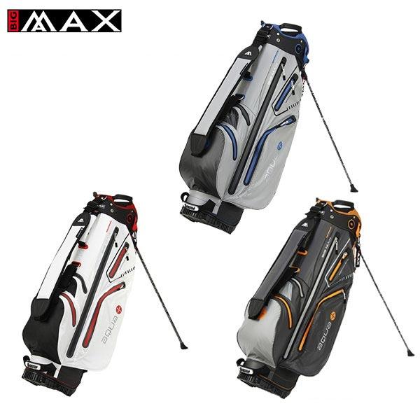 ビッグマックス ゴルフ AQUA8 BMC006 スタンド キャディバッグ BIG MAX【ビッグマックス】【ゴルフ】【BMC006】【スタンド】【キャディバッグ】【BIG】【MAX】