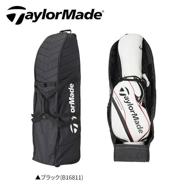 テーラーメイド ゴルフ LNQ03 トラベルケース ブラック(B16811) TaylorMade トラベルカバー トラベルバッグ
