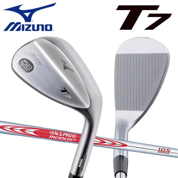 ミズノ ゴルフ T7 ウェッジ NSプロ モーダス3 ウェッジ105 スチールシャフト フォージド MIZUNO【ミズノゴルフ】【T7ウェッジ】【5KJXB68190】【MIZUNO】