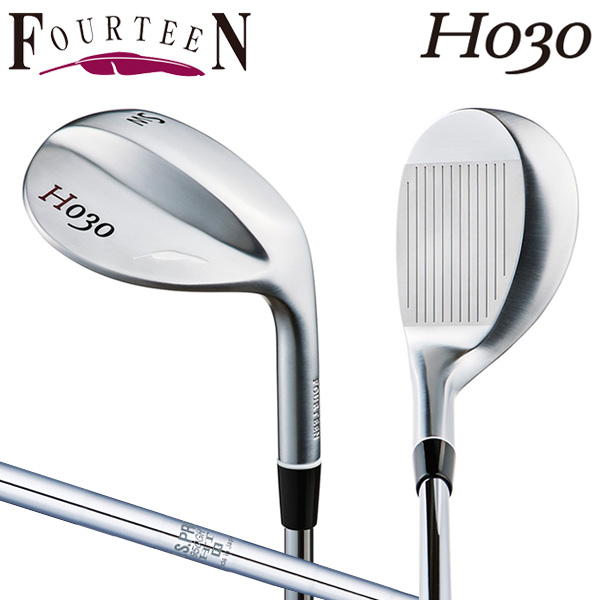 フォーティーン ゴルフ H-030 ウェッジ NSプロ950GH HT スチールシャフト FORTEEN【フォーティーン】【ウェッジ】【H-030】【ウェッジ】【FORTEEN】