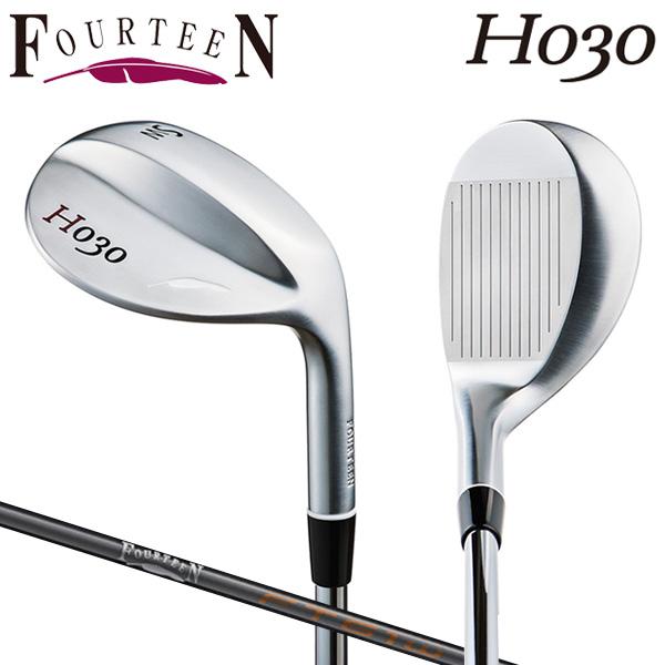 フォーティーン ゴルフ H-030 ウェッジ FT-61 W カーボンシャフト FORTEEN【フォーティーン】【ウェッジ】【ゴルフ】【H-030】【FORTEEN】