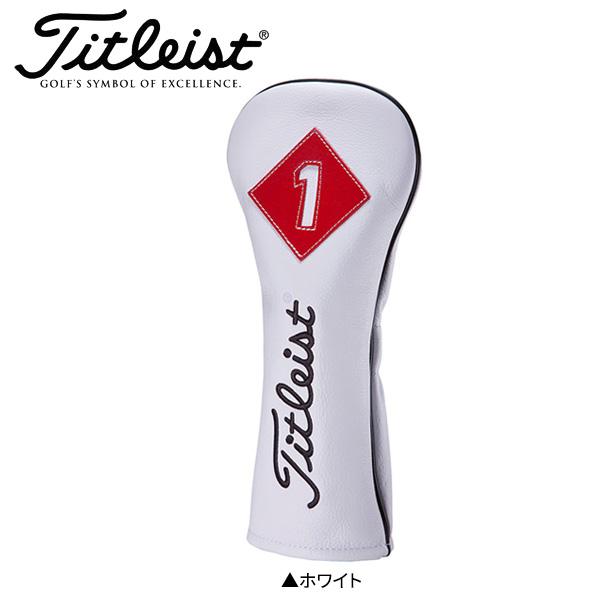 タイトリスト ゴルフ TA5ACLHCD ドライバー用 ヘッドカバー Titleist【タイトリスト】【ヘッドカバー】