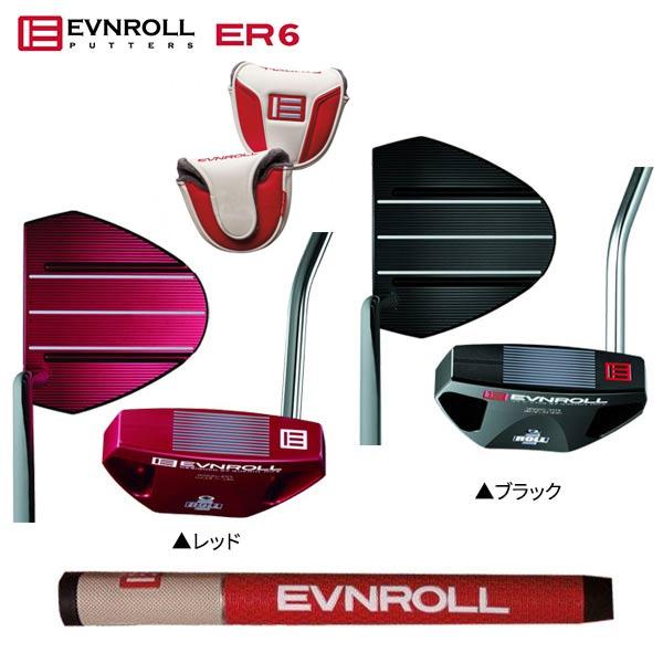 이븐 롤 골프 ER6 아이로르파타 EVNROLL Putter ER-6