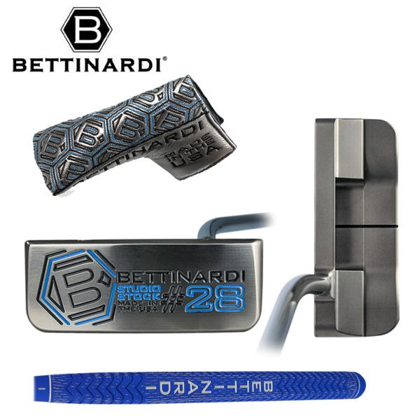 ベティナルディ ゴルフ スタジオストック #28 RJB SS28 パター BETTINARDI Stuido Stock【ベティナルディ】【パター】