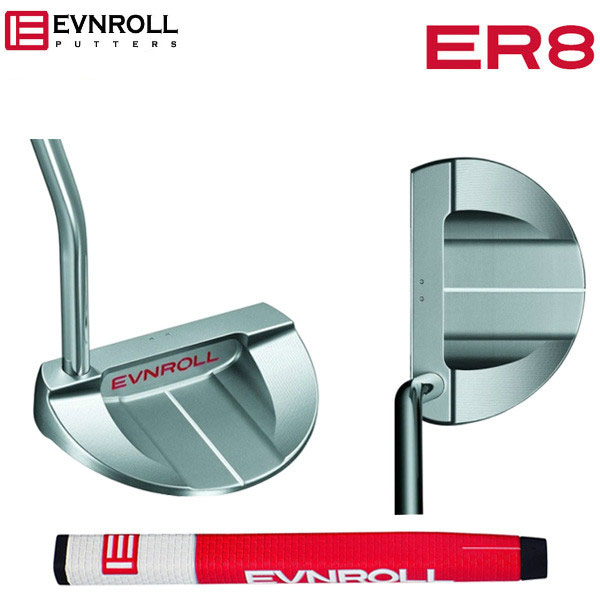 イーブンロール ゴルフ ER8 ツアーマレット パター EVNROLL ER-8【イーブンロール】【パター】【あす楽対応】