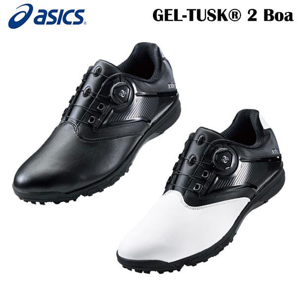 【幅4E】 アシックス ゴルフ ゲルタスク 2 ボア TGN921 XXIO ゼクシオ ゴルフシューズ ASICS GEL-TUSK Boa【アシックス】【ゴルフシューズ】