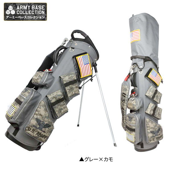 Army Base Collection Golf Us Abc 019sb Stands Cad Bag