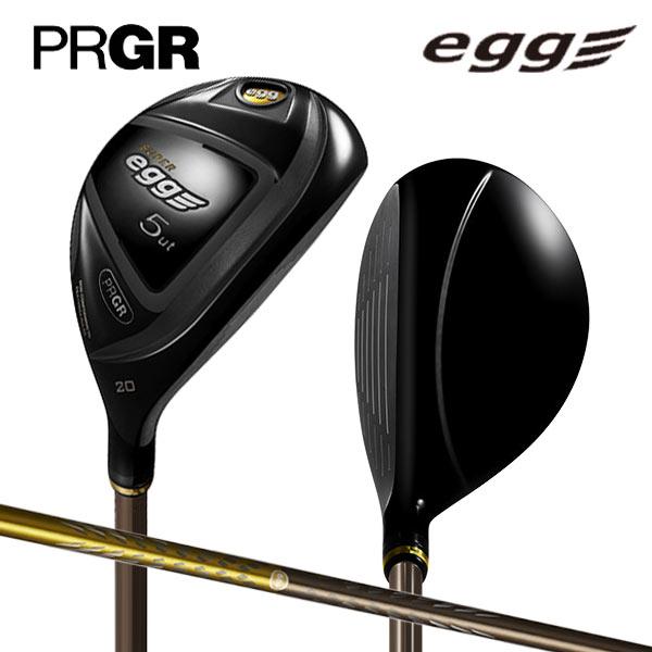 【高反発モデル】 プロギア ゴルフ スーパーエッグ ユーティリティー オリジナル カーボンシャフト PRGR 金エッグ SUPER EGG【プロギア】【ユーティリティー】