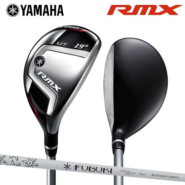 ヤマハ ゴルフ RMX UT リミックス ユーティリティー フブキ Ai II 55 カーボンシャフト YAMAHA【ヤマハRMXユーティリティー】