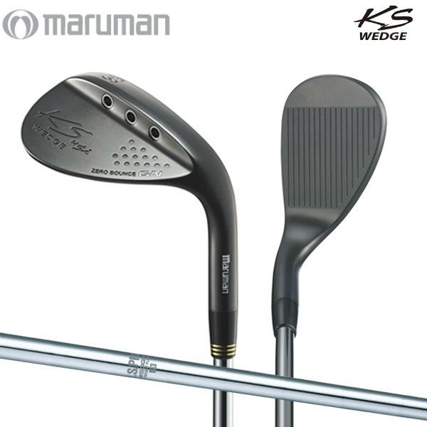 マルマン ゴルフ KSウェッジ ゼロバンス GN ウェッジ NSプロ 950GH スチールシャフト MARUMAN ZEROBOUNCE グース【マルマン】【ウェッジ】【あす楽対応】