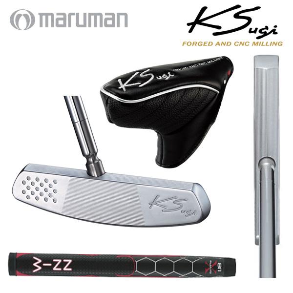 マルマン ゴルフ KS-170C キャッシュイン型 パター MARUMAN【マルマン】【パター】【あす楽対応】