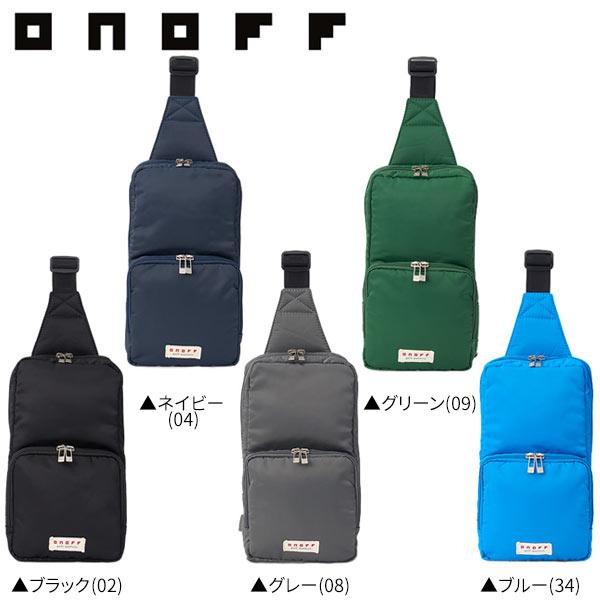 オノフ ゴルフ OA0418 ボディバッグ ONOFF【オノフ】【ボディバッグ】