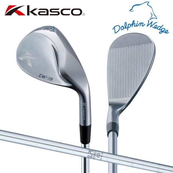 キャスコ ゴルフ ドルフィン DW-118 ウェッジ NSプロ 950GH スチールシャフト Kasco Dolphin DW118【キャスコ】【ウェッジ】
