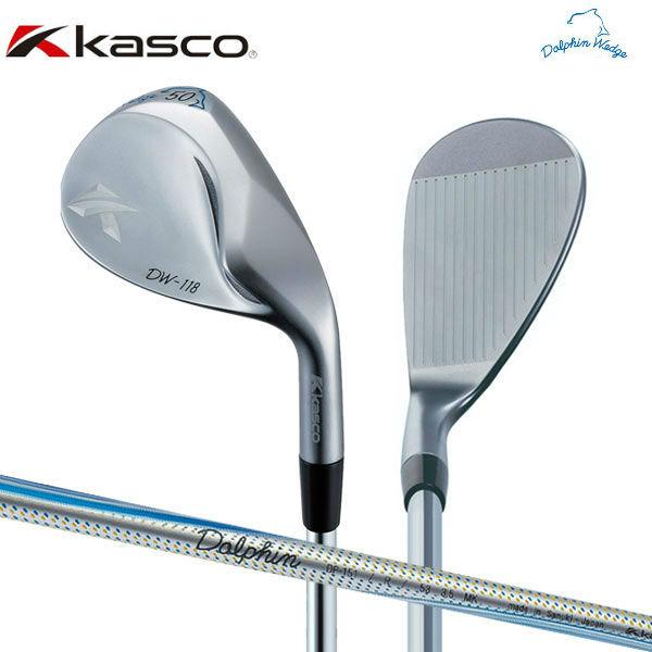 【受注生産】 キャスコ ゴルフ ドルフィン DW-118 ウェッジ Dolphin DP-151 カーボンシャフト Kasco DW118【キャスコ】【ウェッジ】