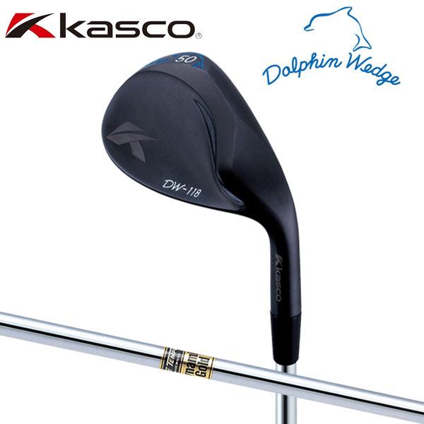 【受注生産】 キャスコ ゴルフ ドルフィン DW-118B ウェッジ ダイナミックゴールド スチールシャフト Kasco DOLPHIN DW118B【キャスコ】【ウェッジ】
