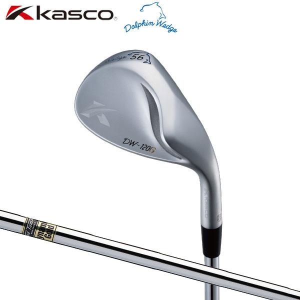 【受注生産】 キャスコ ゴルフ DW-120G ドルフィン ウェッジ ダイナミックゴールド スチールシャフト Kasco Dolphin【キャスコ】【ウェッジ】