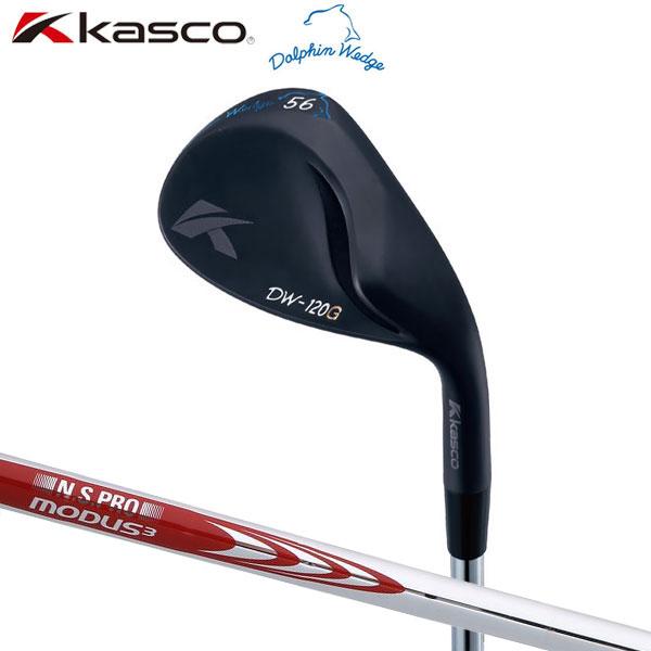 【受注生産】 キャスコ ゴルフ DW-120G ドルフィン ブラック ウェッジ NSプロ モーダス3 ツアー120 スチールシャフト Kasco Dolphin【キャスコ】【ウェッジ】
