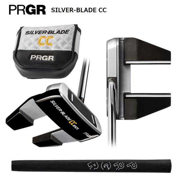 プロギア ゴルフ シルバーブレード CC 03CS センターシャフト パター PRGR SILVER BLADE【プロギア】【パター】