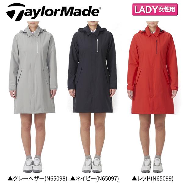 【レディース】 テーラーメイド ゴルフ KL961 レインワンピース レインウェア TaylorMade ウィメンズ【テーラーメイド】【レインワンピース】【あす楽対応】