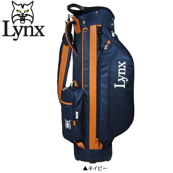 リンクス ゴルフ LXCB-8251 カート キャディバッグ Lynx ゴルフバッグ LXCB8251【リンクス】【キャディバッグ】