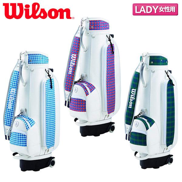 ウィルソン ゴルフ ベアー BEAR-012 カート キャディバッグ WILSON BEAR ゴルフバッグ キャスター付き【ウィルソン】【キャディバッグ】