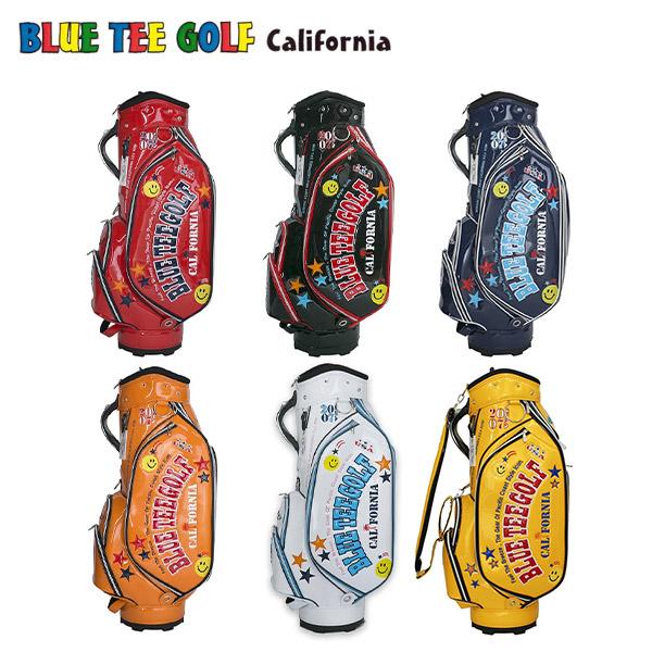ブルーティーゴルフ エナメル CB-005 カート キャディバッグ Blue tea golf enamel ゴルフバッグ CB005【ブルーティーゴルフ】【キャディバッグ】