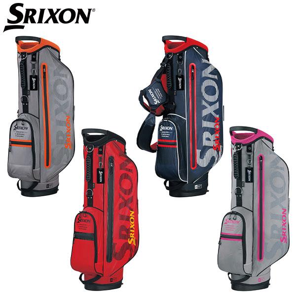 ダンロップ ゴルフ スリクソン GGC-S147 スタンド キャディバッグ DUNLOP SRIXON ゴルフバッグ 軽量【ダンロップ】【スリクソン】【キャディバッグ】【S147】