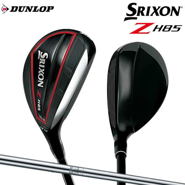 ダンロップ ゴルフ スリクソン ZH85 ユーティリティー NSプロ 950GH DST スチールシャフト SRIXON【スリクソンZH85ユーティリティー】