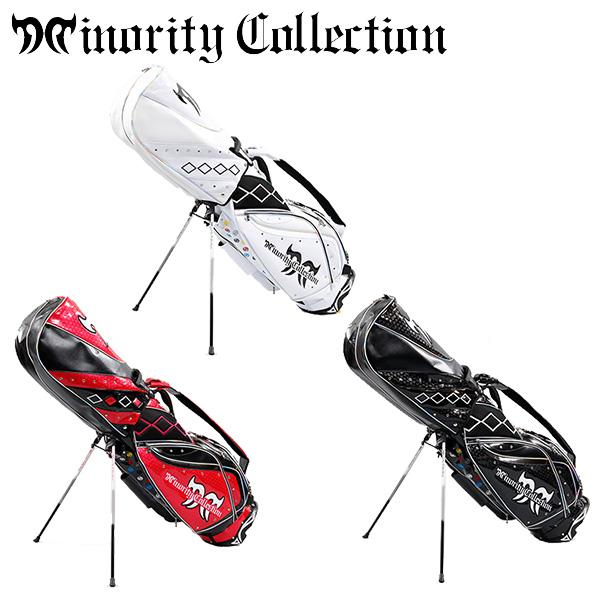 マイノリティコレクション ゴルフ MCハロゲン 10801 スタンド キャディバッグ MS-Halogen ゴルフバッグ【マイノリティコレクション】【キャディバッグ】