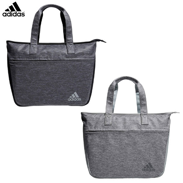 アディダス ゴルフ XA235 コーティングヘザー トートバッグ adidas【アディダス】【トートバッグ】