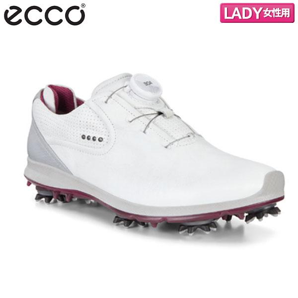 【レディース】 エコー ゴルフ バイオム G2 101553 ゴルフシューズ ホワイト(01007) ecco BIOM G2 BOA【エコー】【ゴルフシューズ】
