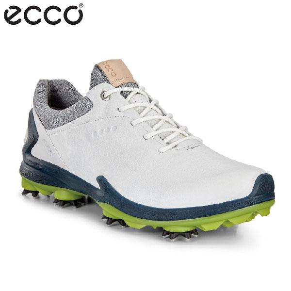 エコー ゴルフ バイオムG3 ゴルフシューズ シャドウホワイト/ダークペトロール BIOM G3 SHADOW WHITE DARK PETROL【エコー】【ゴルフシューズ】【あす楽対応】