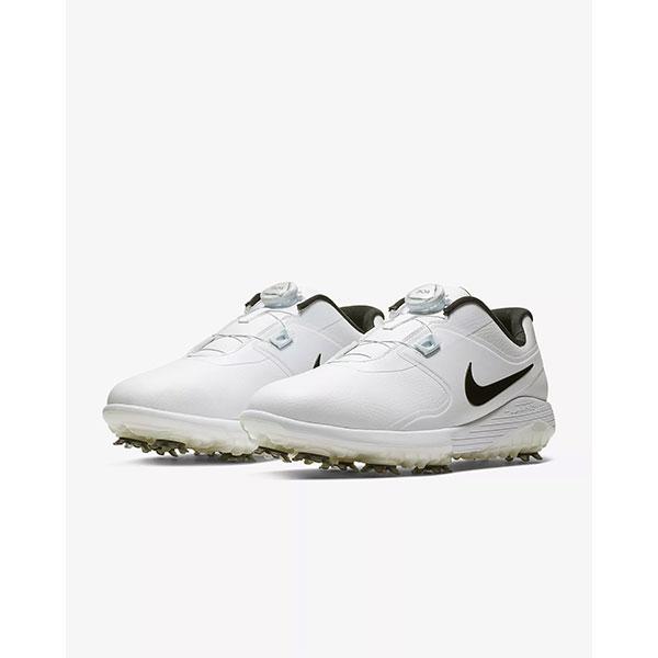 8874fedb08ca39 Nike golf vapor pro boa AQ1789 golf shoes white   bolt   black (100) NIKE  vapor