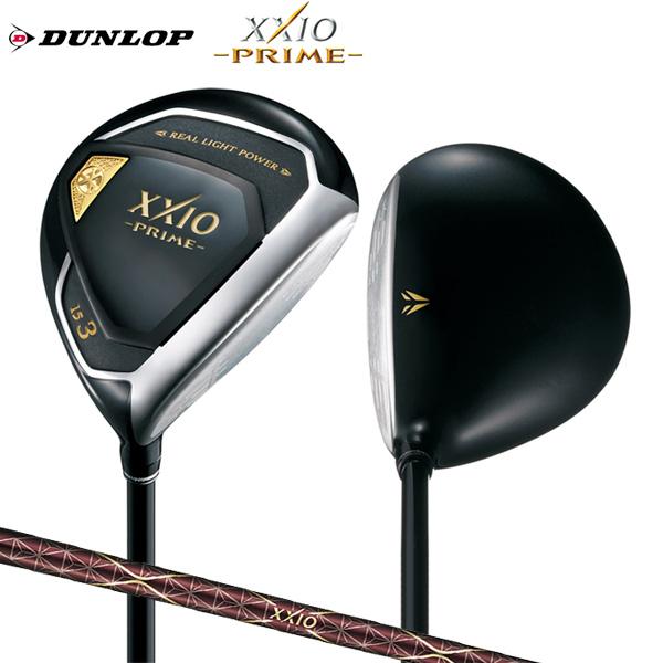 ダンロップ ゴルフ ゼクシオプライム10 フェアウェイウッド SP-1000 カーボンシャフト XXIO PRIME【ダンロップ】【フェアウェイウッド】
