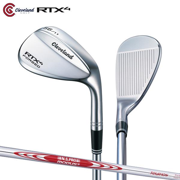 クリーブランド ゴルフ RTX4 フォージド ウェッジ NSプロ モーダス3 ツアー105 スチールシャフト cleveland FORGED【RTX4フォージドウェッジ】