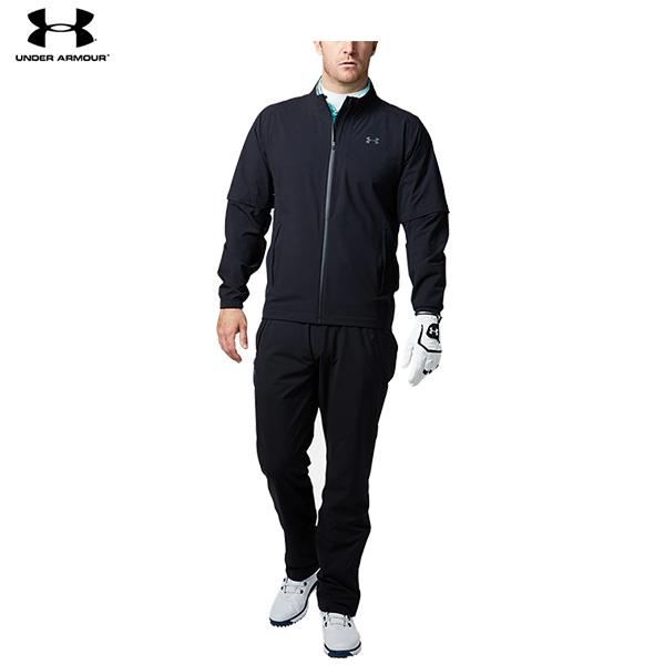アンダーアーマー ゴルフ 1331428 メンズ レインウェア レインスーツ Storm Rain Suit 上下セット【アンダーアーマー】【あす楽対応】