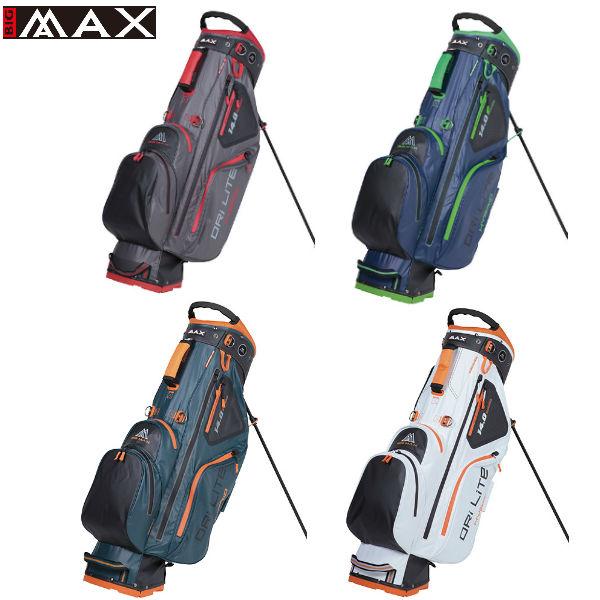 ビッグマックス ゴルフ ドライ ライト ハイブリッド BMC015 スタンド キャディバッグ BIG MAX ゴルフバッグ【ビッグマックス】【キャディバッグ】