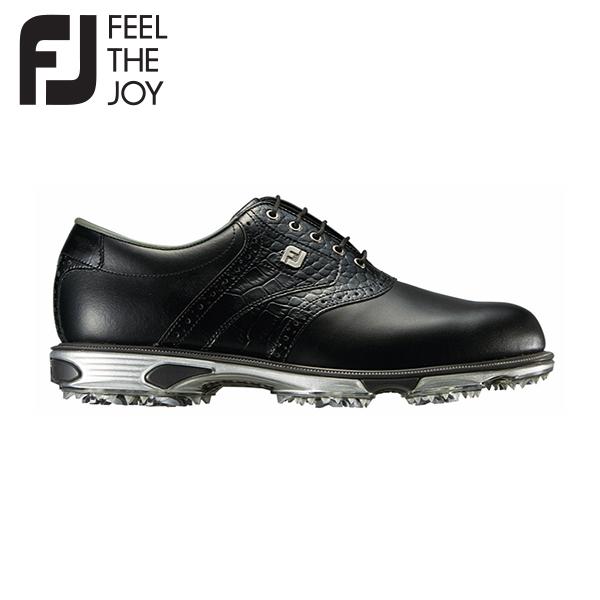 フットジョイ ゴルフ ドライジョイズ ツアー 53678 ゴルフシューズ ブラック FootJoy FJ【フットジョイ】【ゴルフシューズ】
