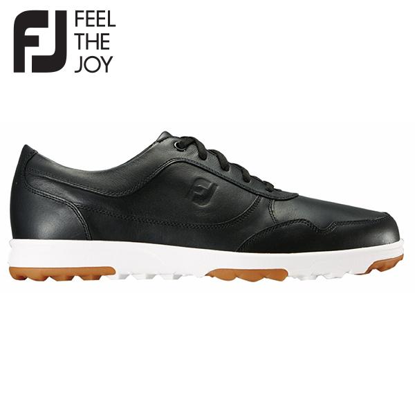 フットジョイ ゴルフ FJ ゴルフカジュアル 54515 スパイクレス ゴルフシューズ ブラック FootJoy【フットジョイ】【ゴルフシューズ】