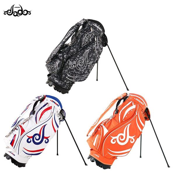 【数量限定】 ジャド ゴルフ トリプル J タトゥーシリーズ スタンド キャディバッグ JADO Triple J Tattoo ゴルフバッグ【ジャド】【キャディバッグ】