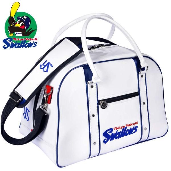 プロ野球 ゴルフ 東京ヤクルトスワローズ YSBB-9528 ボストンバッグ オフィシャルグッズ Yakult Swallows【プロ野球 】【ボストンバッグ】