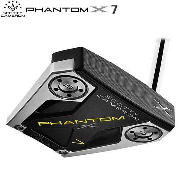 タイトリスト ゴルフ スコッティキャメロン ファントムX 7 パター SCOTTY CAMERON PHANTOM X【タイトリスト】【パター】【スコッティキャメロン】【ファントムX7】