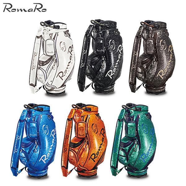 ロマロ ゴルフ プロモデル カート キャディバッグ Romaro PRO MODEL CADDIE BAG 9.5 ゴルフバッグ【ロマロ】【キャディバッグ】