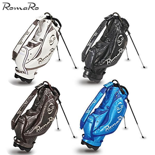 ロマロ ゴルフ プロモデル スタンド キャディバッグ Romaro PRO MODEL STAND BAG 8.5 ゴルフバッグ【ロマロ】【キャディバッグ】