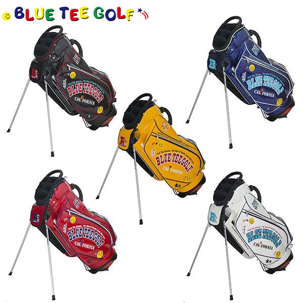 ブルーティー ゴルフ エナメル BTG-CB012 スタンド キャディバッグ BlueTee Golf ゴルフバッグ【ブルーティー】【キャディバッグ】