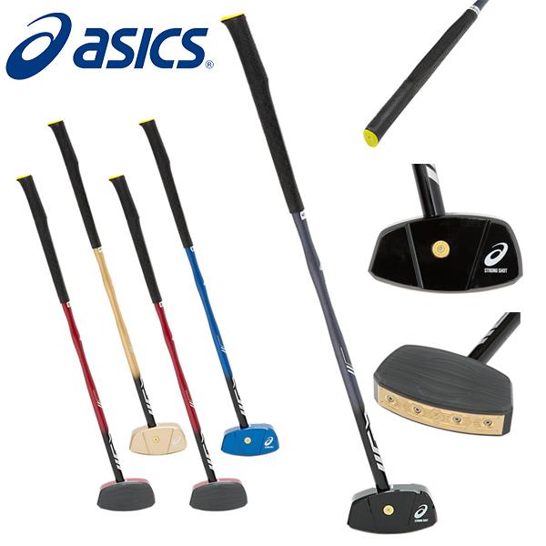 アシックス グラウンドゴルフ グランドゴルフ ストロングショット 3283A015 クラブ asics 84cm【アシックス】