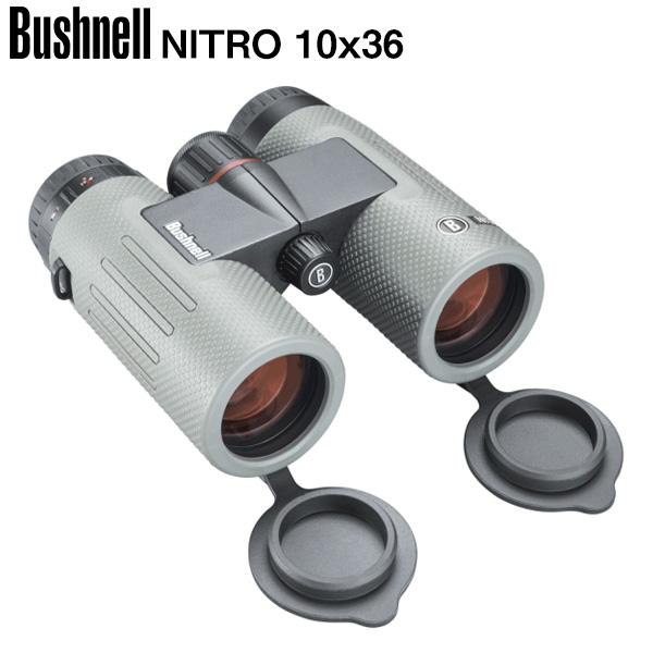 ブッシュネル 日本正規品 ニトロ10x36 望遠倍率10倍 完全防水コンパクト 双眼鏡 Bushnell【ブッシュネル 日本正規品】【双眼鏡】